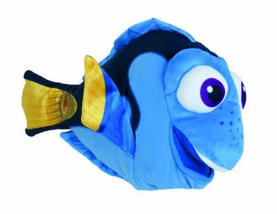 DINO TOYS - plyšová ryba Dory - Hledá se Dory 25cm