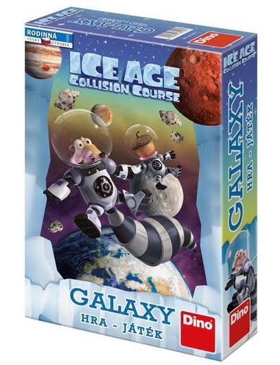 DINOTOYS - Společenská hra Doba ledová 5: Galaxy