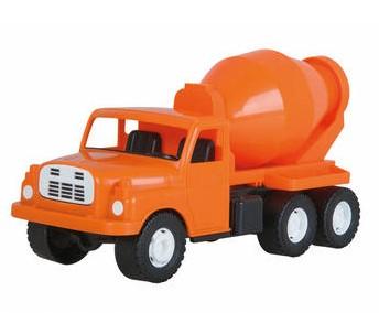 DINOTOYS - Tatra 148 Míchačka oranžová 30 cm