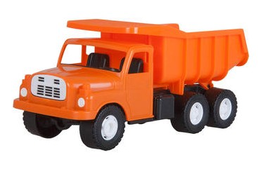 DINOTOYS - Tatra 148 oranžová 30 cm
