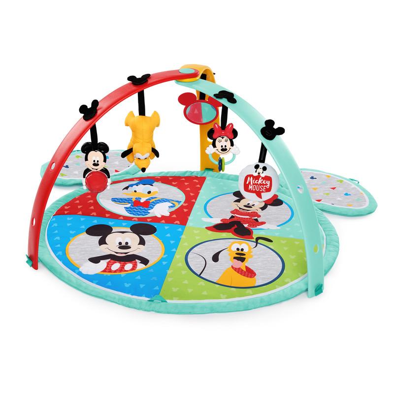 DISNEY BABY - Deka na hraní Mickey Mouse 0m+, 2019