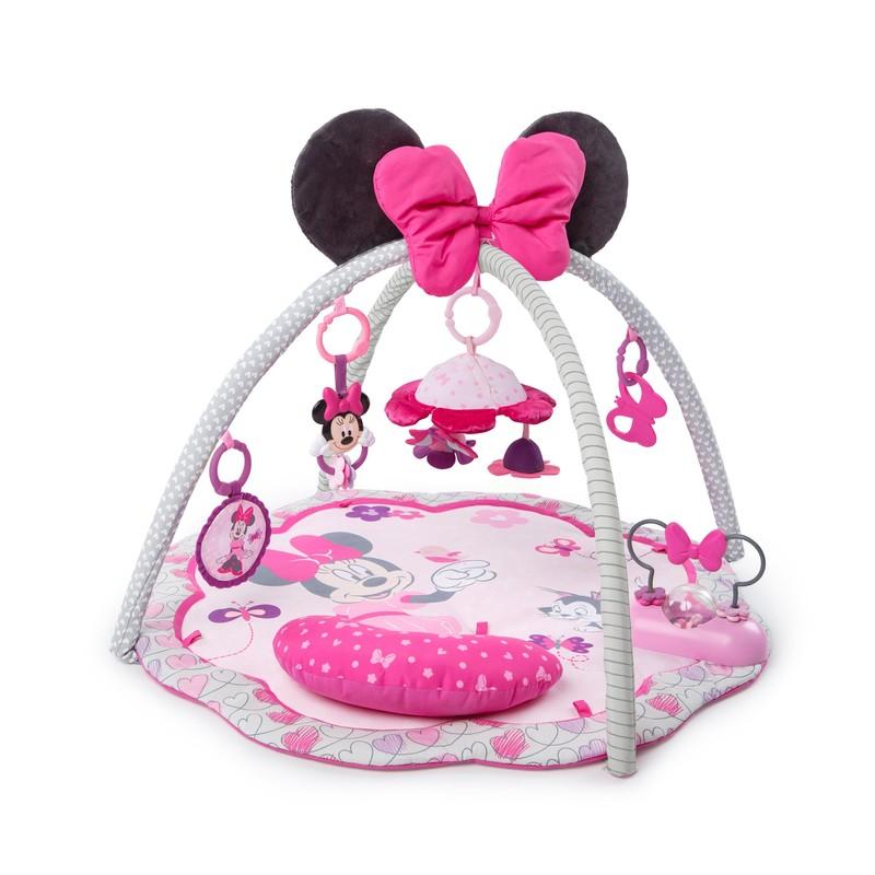 DISNEY BABY - Deka na hraní Minnie Mouse Garden Fun 0m+ 2019