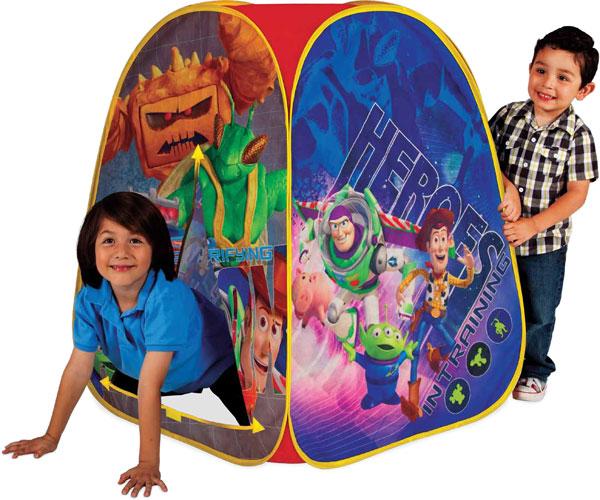 DISNEY - Dětský stan - Toy Story - Hrdinové