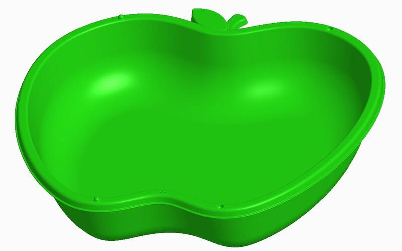DOHÁNY TOYS - Dohány Pískoviště jablko, Mix produktů