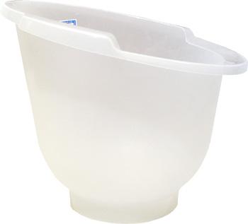 DOOMOO - Doomoo Basic koupací nádoba Shantala - White