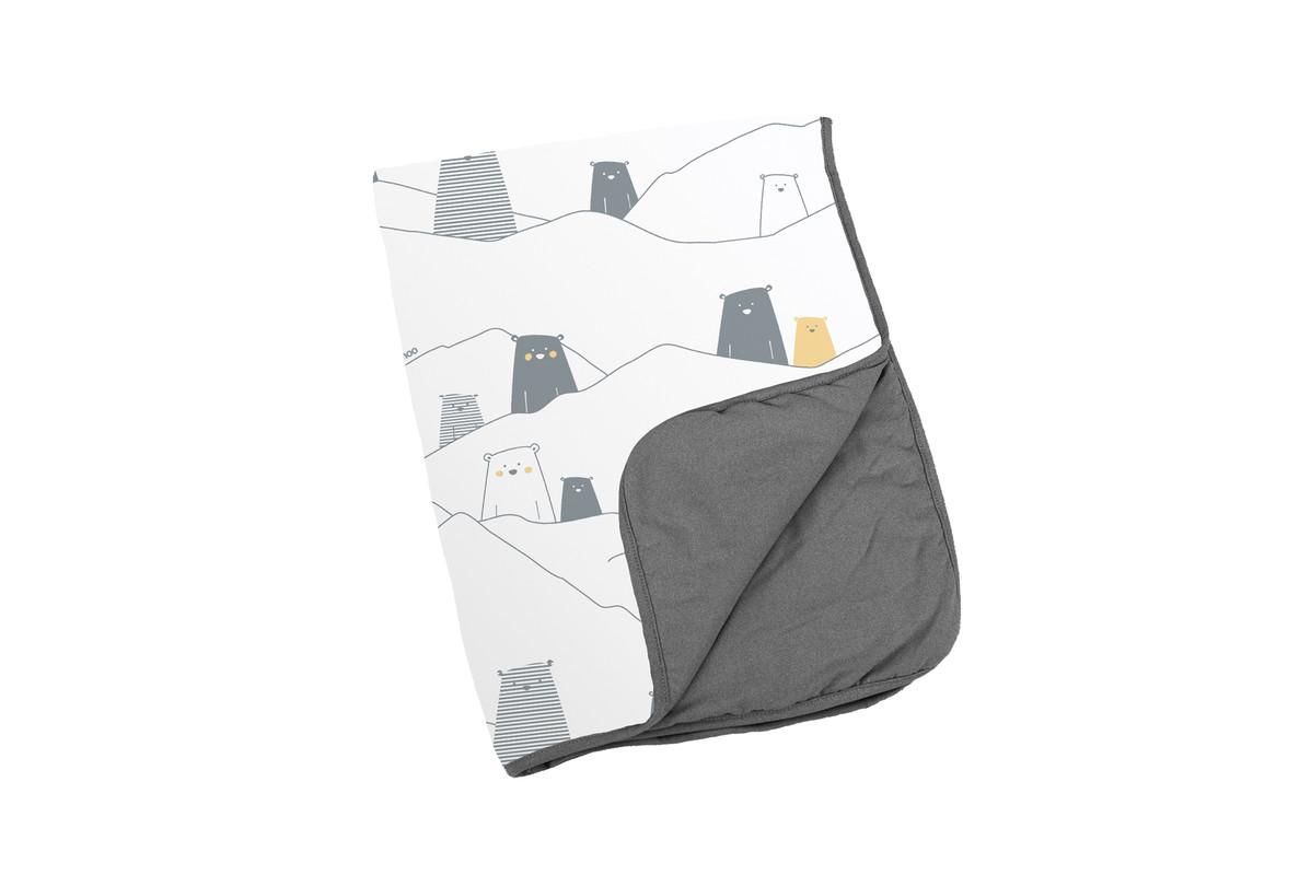 DOOMOO - Doomoo Dream bavlněná deka, col.DS04