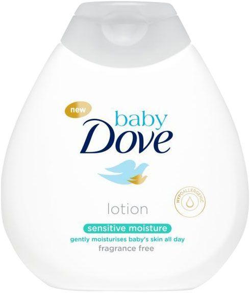 DOVE - Mléko tělové hydratační Sensitive 200ml Baby Dove