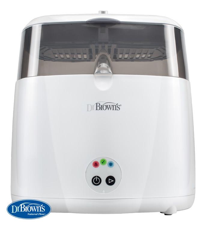 DR.BROWNS - Elektrický sterilizátor lahví Deluxe (AC043)