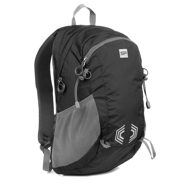 EASY - CIRRUS Městský batoh s kapsou na laptop 20 l černý