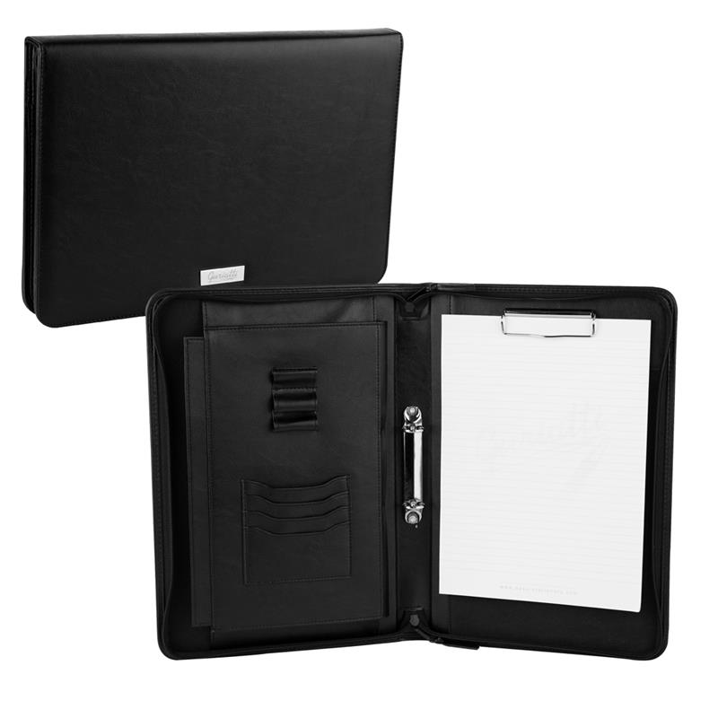 EASY - Portfolio /Guriatti/ CLASSIC se zipem A4-B-01 černé