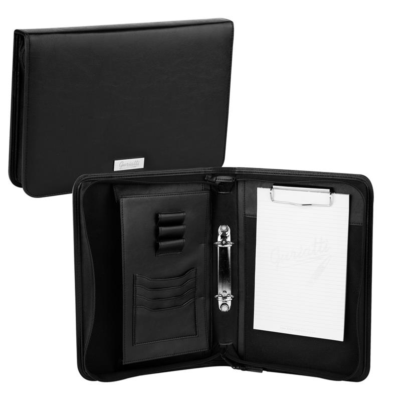 EASY - Portfolio /Guriatti/ CLASSIC se zipem A5-B-01 černé