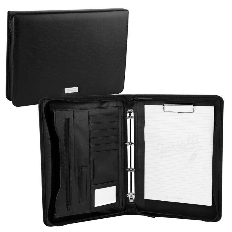 EASY - Portfolio /Guriatti/ PANE se zipem - A4-B-03 černé