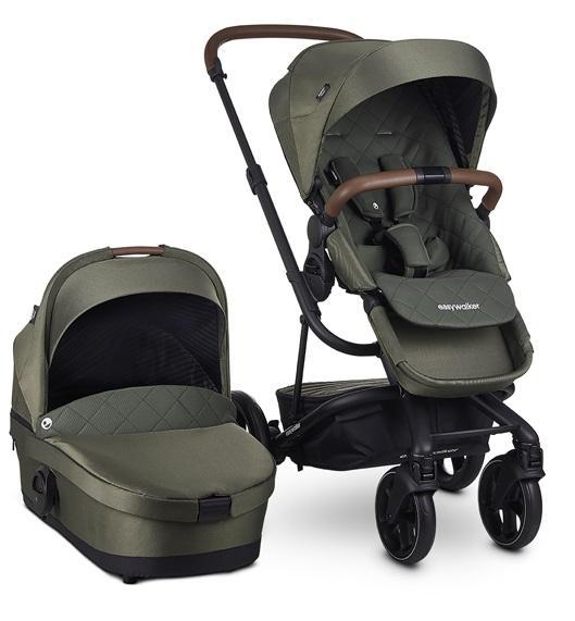 EASYWALKER - Dvojkombinace Harvey3 Premium Emerald Green