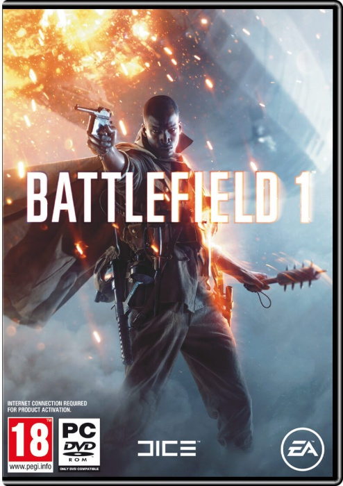ELECTRONIC ARTS - PC Battlefield 1 Collector\'s Edition
