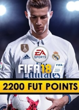 ELECTRONIC ARTS - PC FIFA 18 FUT Points