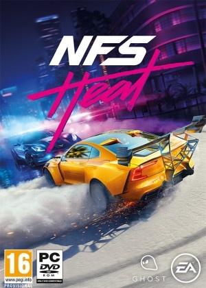 ELECTRONIC ARTS - PC Need for Speed Heat, Závodní hra pro PC