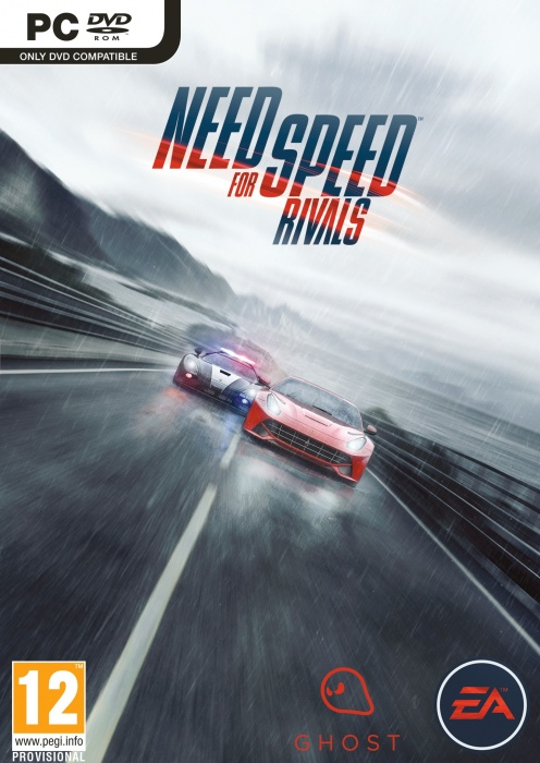 ELECTRONIC ARTS - PC Need for Speed Rivals