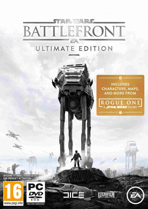 ELECTRONIC ARTS - PC Star Wars Battlefront Ultimate Edition