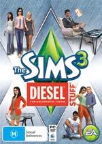 ELECTRONIC ARTS - PC The Sims 3 Diesel, hra pro PC počítač