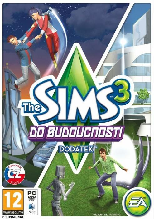 ELECTRONIC ARTS - PC The Sims 3 Do budoucnosti, hra pro PC počítač