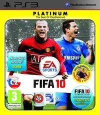 ELECTRONIC ARTS - PS3 FIFA 10 Platinum, hra pro konzoli Playstation 3