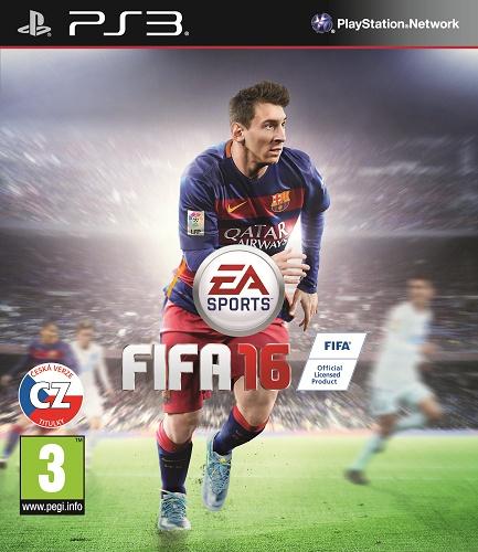 ELECTRONIC ARTS - PS3 FIFA 16, Sportovní hra pro konzoli PlayStation 3