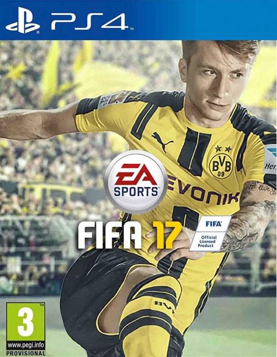 ELECTRONIC ARTS - PS4 FIFA 17 RO