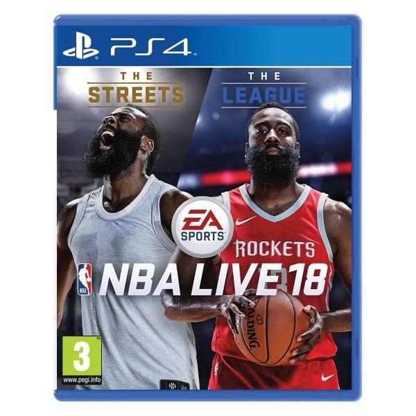 ELECTRONIC ARTS - PS4 NBA Live 18