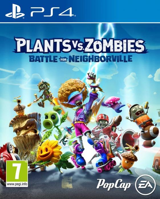 ELECTRONIC ARTS - PS4 Plants vs. Zombies: Battle for Neighborville, Akční hra pro PS4