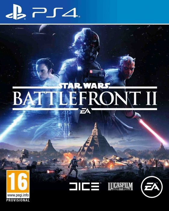 ELECTRONIC ARTS - PS4 Star Wars Battlefront II