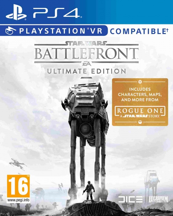 ELECTRONIC ARTS - PS4 Star Wars Battlefront Ultimate Edition