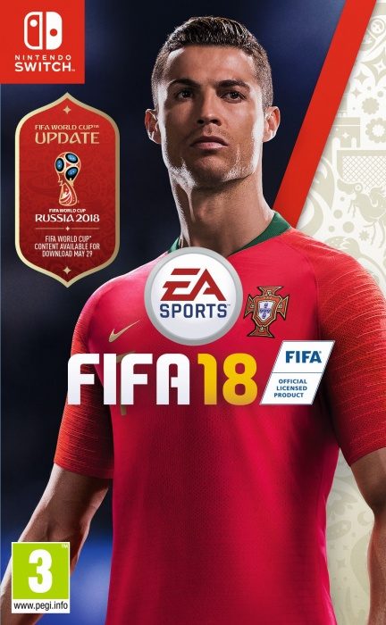 ELECTRONIC ARTS - SWITCH FIFA 18