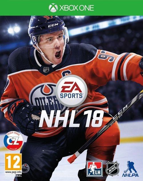 ELECTRONIC ARTS - XONE NHL 18