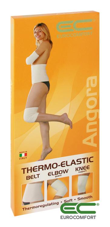 EUROCOMFORT - ANGORA Bandáž na koleno velikost XL