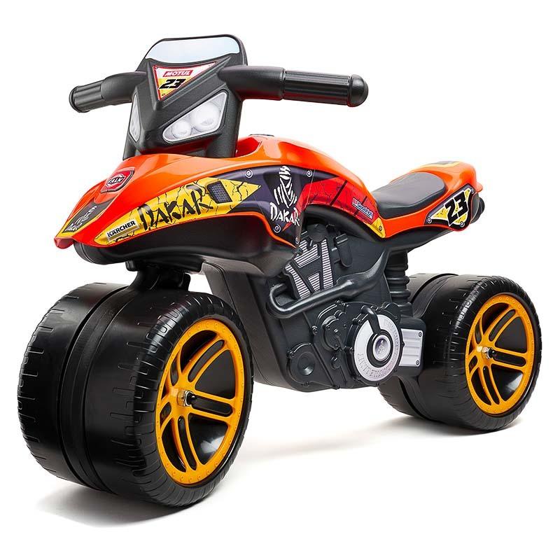 FALK - Odrážedlo 506 D Dakar Orange Motorka
