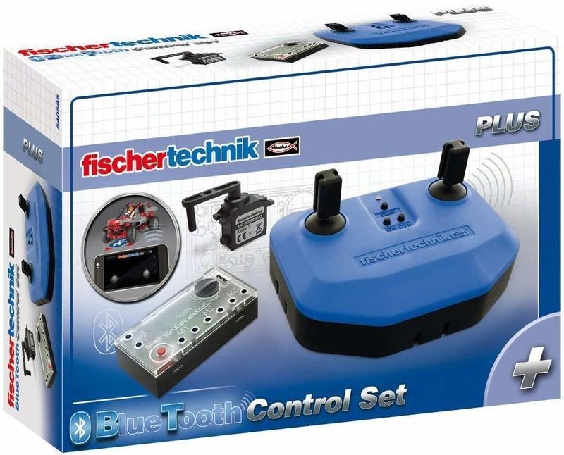 FISCHERTECHNIK - Plus Bluetooth Control Set