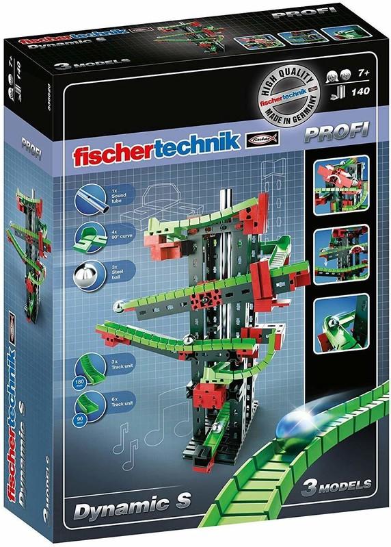 FISCHERTECHNIK - Profi Dynamic S