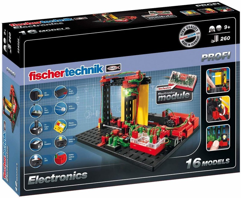 FISCHERTECHNIK - Profi Electronics
