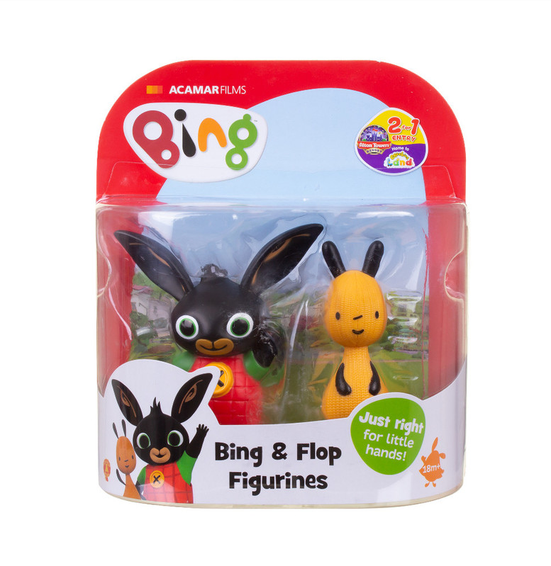FISHER PRICE - BING A FLOP FIGURKY