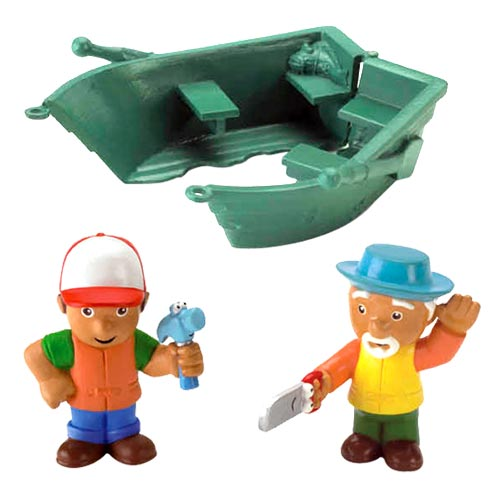 FISHER PRICE - HANDY MANNY Figurky