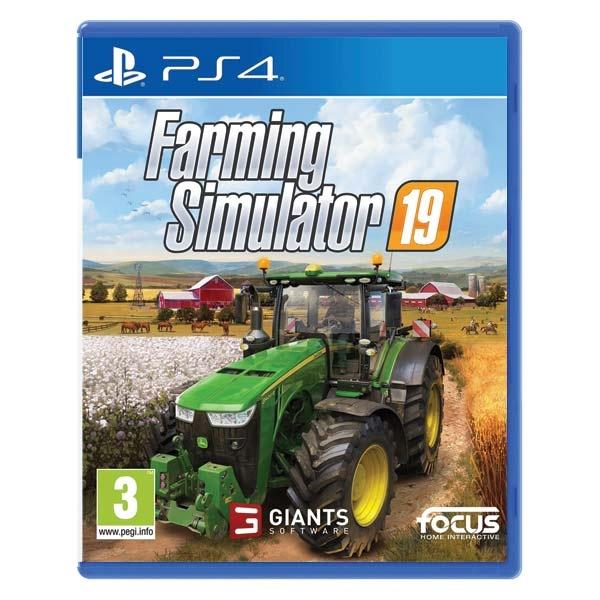 FOCUS HOME - PS4 Farming Simulator 19