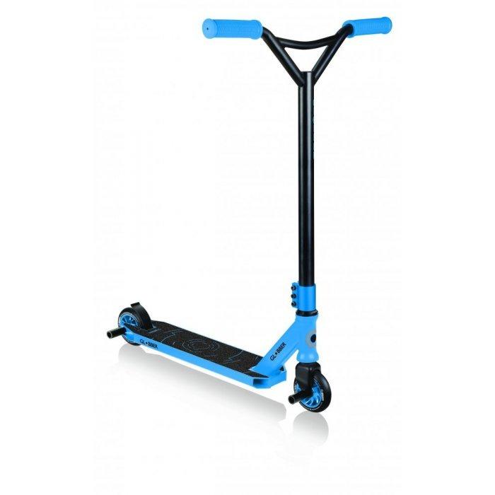 GLOBBER - Freestyle Koloběžka STUNT SCOOTER GS 540 Black / Blue
