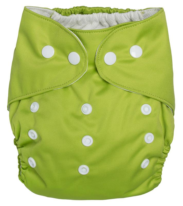 GMINI - plenkové kalhotky zelená UNI 20efe1fcdd