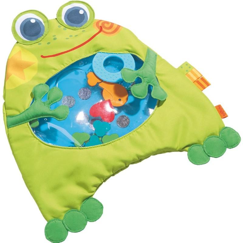 HABA - Dětská deka s vodou Žabka