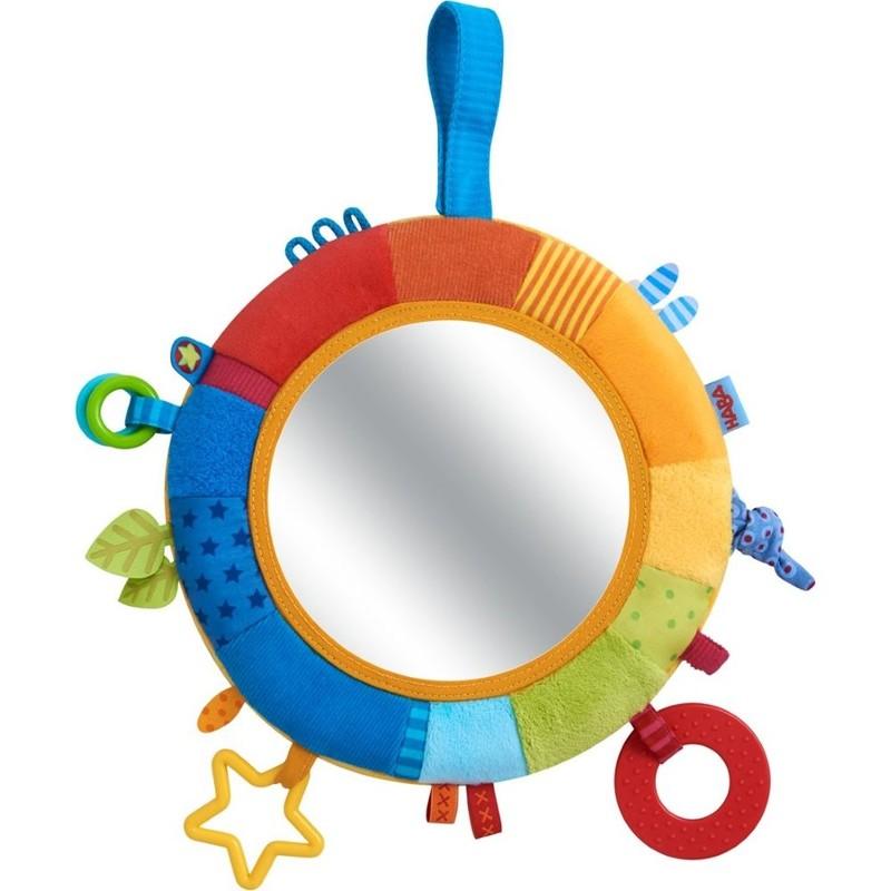 HABA - Duhový kruh plný vjemů na zavěšení