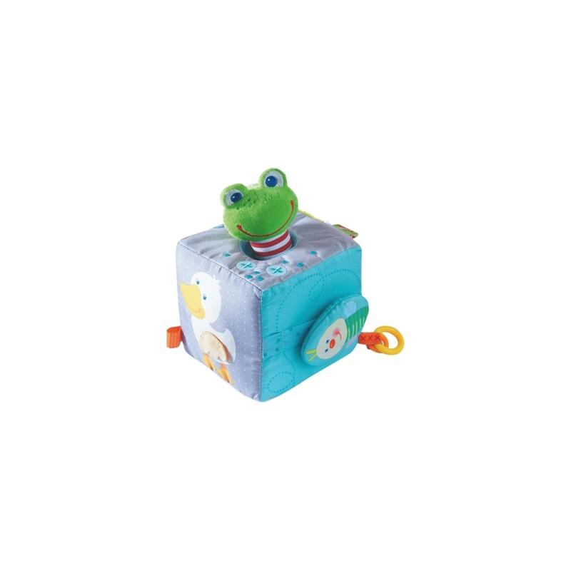 HABA - Hračka Žabka v kostce