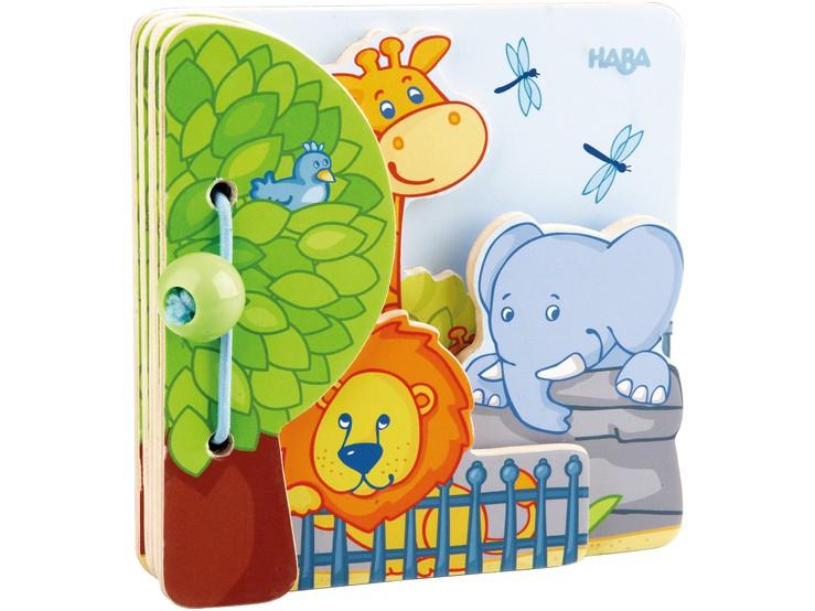 HABA - První obrázková knížka Zoo přátelé