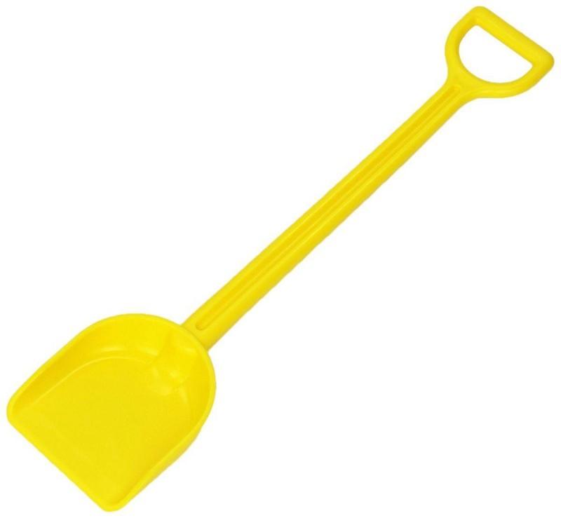 HAPE - Lopatka do písku 40cm žlutá