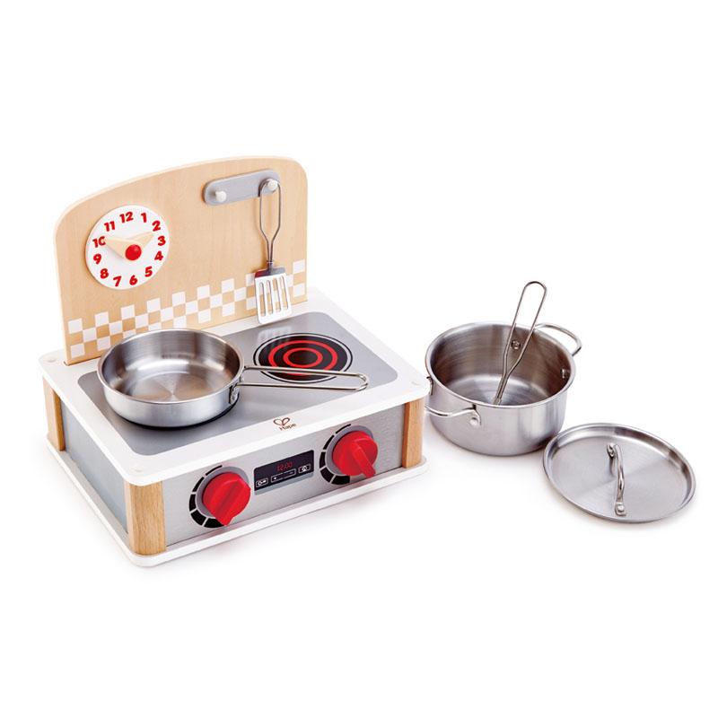 HAPE - Mini kuchyňka a gril 2 v 1