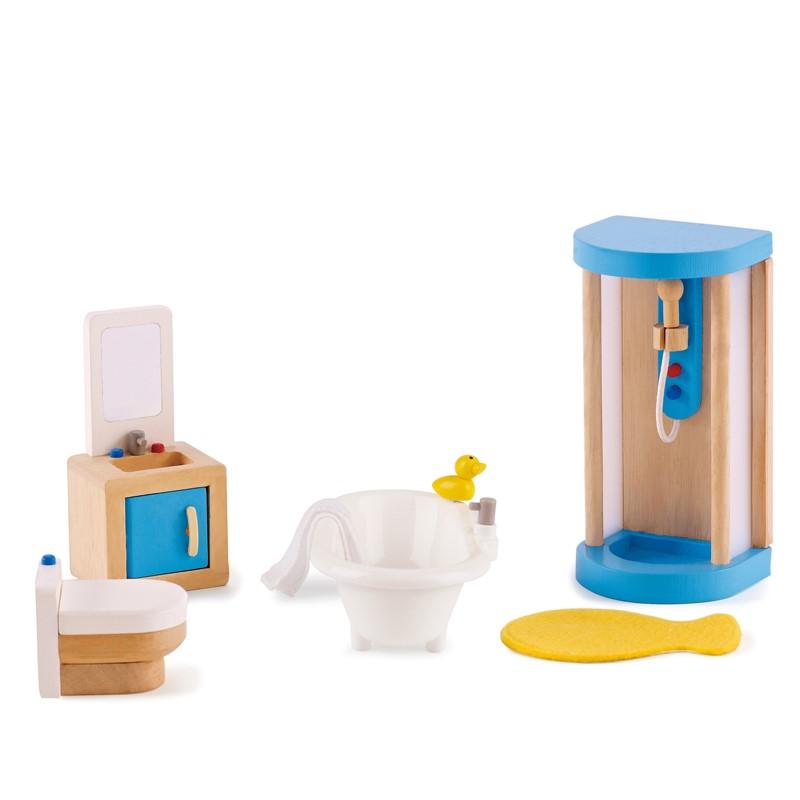 HAPE - Nábytek do domečku Koupelna